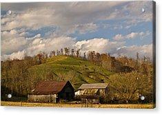 Kentucky Mountain Farmland Acrylic Print