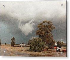 Kerula Storm  Acrylic Print