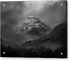 Kesselspitze, Tirol Acrylic Print