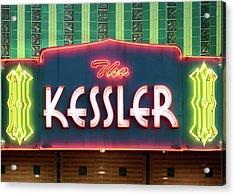 Kessler Theater 042817 Acrylic Print