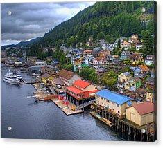 Ketchikan Alaska Acrylic Print