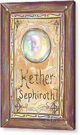 Kether Acrylic Print