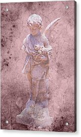 Key West Angel #2 Acrylic Print