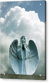 Key West Angel #5 Acrylic Print