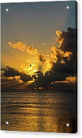 Key West Sunrise 39 Acrylic Print
