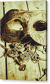 Keys To The Kingdom Acrylic Print
