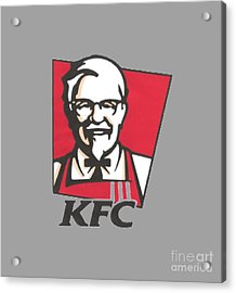 Kfc T-shirt Acrylic Print