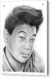 Ki Hong Lee Acrylic Print