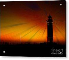 Kiama Lighthouse Acrylic Print