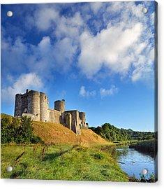 Kidwelly Castle 1 Acrylic Print