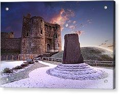 Kidwelly Castle 2 Acrylic Print