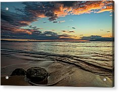 Kihei, Maui Sunset Acrylic Print