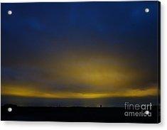 Kijkduin Sunset Acrylic Print
