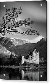 Kilchurn Castle Acrylic Print