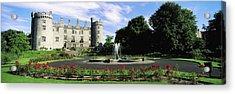 Kilkenny Castle, Co Kilkenny, Ireland Acrylic Print by The Irish Image Collection