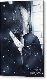 Killing In Cold Blood Acrylic Print by Jorgo Photography - Wall Art Gallery
