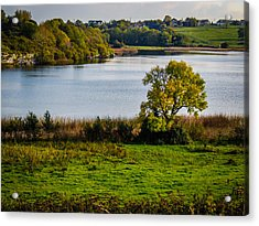 Killone Lake In County Clare, Ireland Acrylic Print