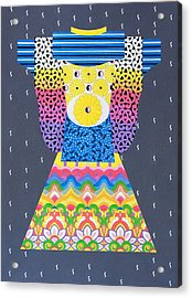 Kimono Acrylic Print