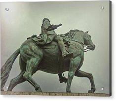 King Charles IIi Acrylic Print by JAMART Photography