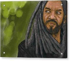 King Ezekiel Acrylic Print