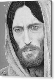 King Of Kings Acrylic Print by Miguel Rodriguez