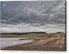 Kingdom Of Fife Acrylic Print by Jeremy Lavender Photography