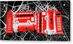 Kingdom Of United Touring Charms  Acrylic Print