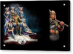 King's Bounty Warriors Of The North Acrylic Print