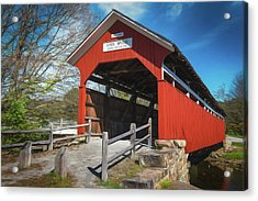 Kings Bridge Acrylic Print