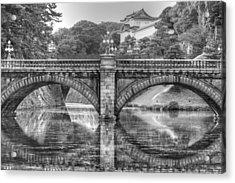 Kings Bridge Tokyo Acrylic Print