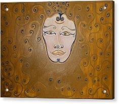 Kings Of Kings Acrylic Print by Salma Yusuf