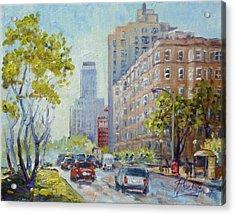Kingshighway Blvd - Saint Louis Acrylic Print