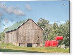 0021 - Kingston Road Grey I Acrylic Print