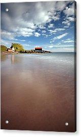 Kintyre Beach Acrylic Print