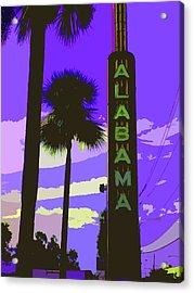 Kirby And Alabama Acrylic Print by Derick Van Ness