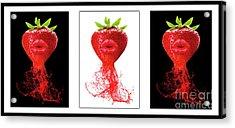 Kitchen Art Acrylic Print