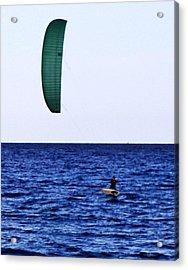 Kite Board Acrylic Print