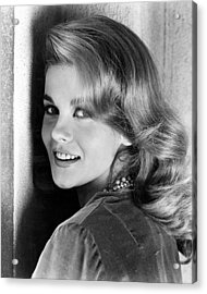 Kitten With A Whip, Ann-margret, 1964 Acrylic Print by Everett