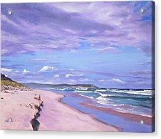 Kleinmond Beach Acrylic Print
