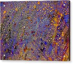 Klimtaroo Acrylic Print