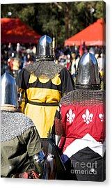 Knight Squad Acrylic Print