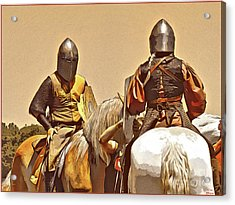 Knight's Conference Acrylic Print