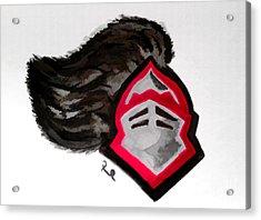 Knights Acrylic Print