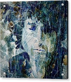 Knocking On Heaven's Door Acrylic Print by Paul Lovering