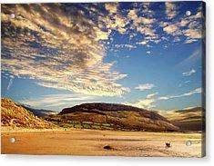 Knocknarae From Culleenamore Beach Acrylic Print