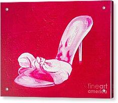 Knot A Pump  Acrylic Print