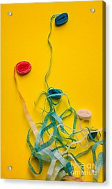 Knots And Birthday Tangles Acrylic Print by Jorgo Photography - Wall Art Gallery