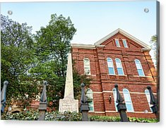 Knoxville Capital Monument Acrylic Print