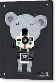 Koala Cam Acrylic Print