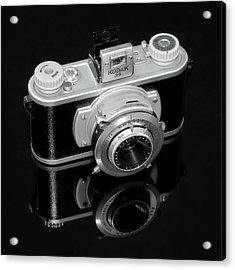 Kodak 35 Camera Acrylic Print